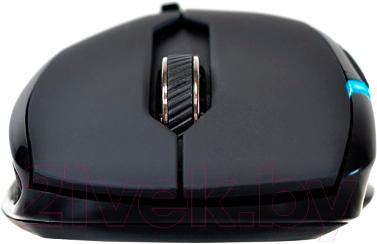 Мышь Gigabyte Aire M73 (черный) - вид сбоку