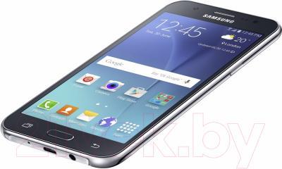 Смартфон Samsung Galaxy J5 / J500H/DS (черный)
