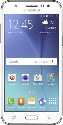 Смартфон Samsung Galaxy J5 / J500H/DS (белый)