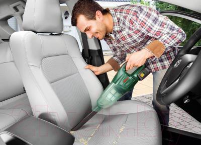 Портативный пылесос Bosch PAS 18 LI (0.603.3B9.001) - эффективная уборка салона автомобиля