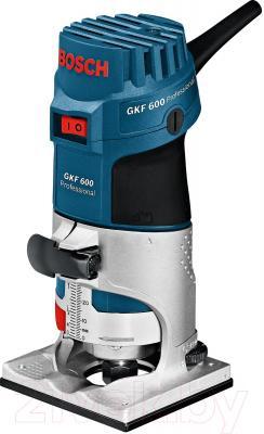 Профессиональный фрезер Bosch GKF 600 Professional (0.601.60A.101) - общий вид
