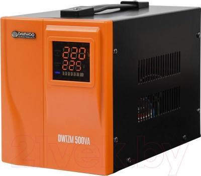 Стабилизатор напряжения Daewoo Power DW-TZM500VA