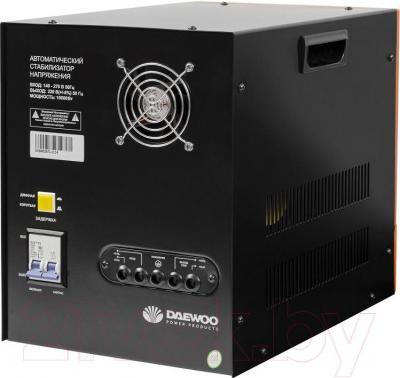 Стабилизатор напряжения Daewoo Power DW-TZM500VA - вид сзади