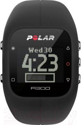 Фитнес-трекер Polar A300 HR (черный)