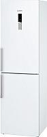 Холодильник с морозильником Bosch KGN39XW26R -