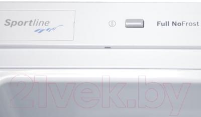 Холодильник с морозильником Bosch KGN39XW26R