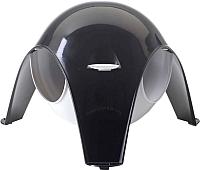 Домик для клетки Savic Sputnik XL 019400ZL (черный/светло-серый) -