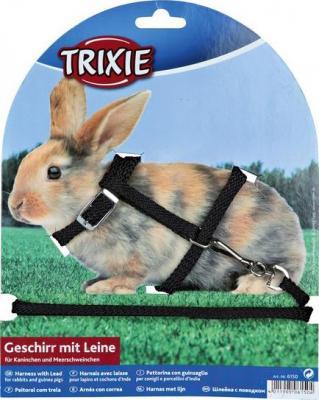 Шлея с поводком Trixie 6150 - общий вид