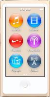 MP3-плеер Apple iPod nano 16Gb MKMX2QB/A (золотой) -