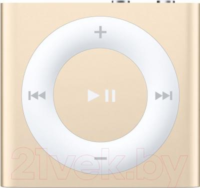 MP3-плеер Apple iPod shuffle 2GB MKM92RP/A (золотой) - общий вид
