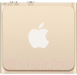 MP3-плеер Apple iPod shuffle 2GB MKM92RP/A (золотой)