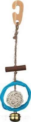 Игрушка для животных Trixie Кольцо с колокольчиком 58953 - общий вид