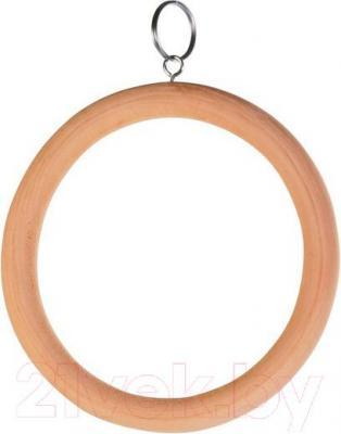Игрушка для животных Trixie Деревянное кольцо 5836 - общий вид