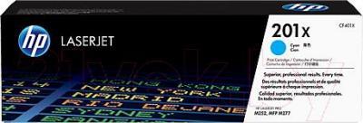 Картридж HP 201X (CF401X)