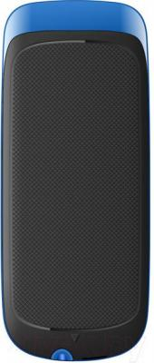 Мобильный телефон Qumo Push 180 Dual (синий)
