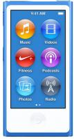 MP3-плеер Apple iPod nano 16Gb MKN02QB/A (синий) -