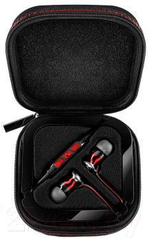 Наушники-гарнитура Sennheiser M2 IEI (черный) - чехол для хранения