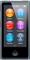 MP3-плеер Apple iPod nano 16Gb MKN52QB/A (серый) -