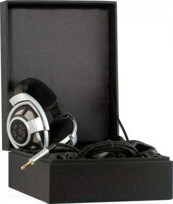 Наушники Sennheiser HD 800 (серебристый) - коробка