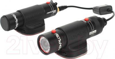 Внешний аккумулятор Replay XD RePower 2200 mAh - метод подключения