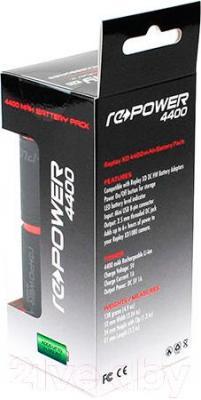 Внешний аккумулятор Replay XD RePower 4400 mAh