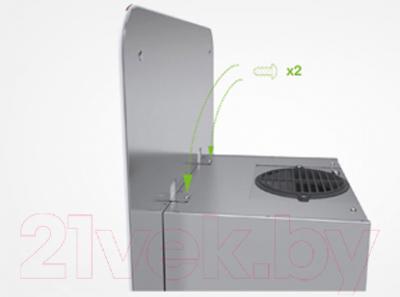 Вытяжка декоративная Whirlpool AR GA 001 IX