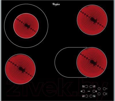 Электрическая варочная панель Whirlpool AKT 8210/LX