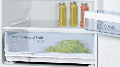 Холодильник с морозильником Bosch KGN36VW15R