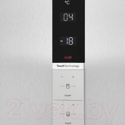 Холодильник с морозильником Bosch KGN39VW15R