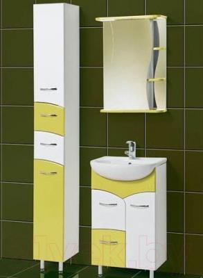 Шкаф-пенал для ванной Акваль Виктория (EB.03.00.01.L)