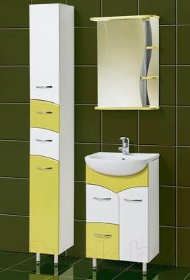 Шкаф-пенал для ванной Акваль Виктория (EB.03.00.01.R)