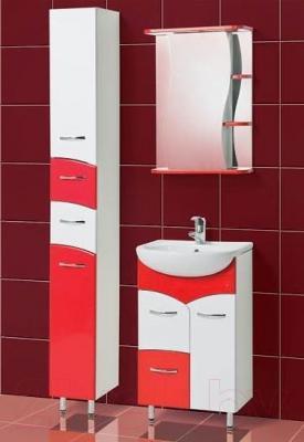 Шкаф-пенал для ванной Акваль Виктория (EB.03.00.02.L)