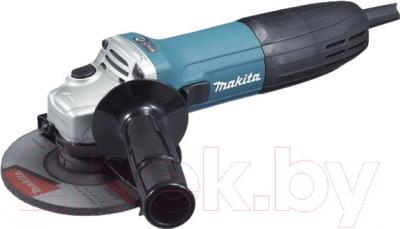 Профессиональная угловая шлифмашина Makita 9554HN