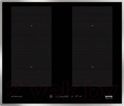 Индукционная варочная панель Gorenje IS656X