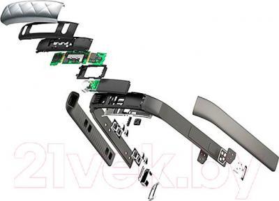 Фитнес-трекер Jawbone Up3 / JL04-0101ACA-EM (серебристый)