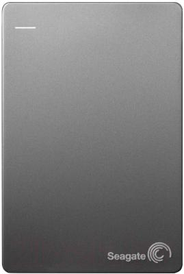 Внешний жесткий диск Seagate Backup Plus Portable Silver 1TB (STDR1000201)