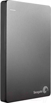 Внешний жесткий диск Seagate Backup Plus Portable Silver 1TB (STDR1000201)