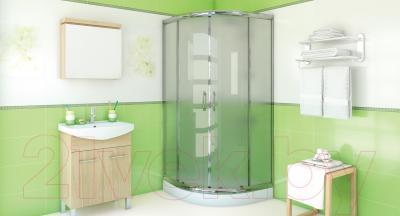 Плитка для стен ванной Cersanit Andrea Белый 1 (400x250)