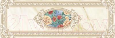 Декоративная плитка для ванной Cersanit Carra Harmony C-CR2S012 (600x200)