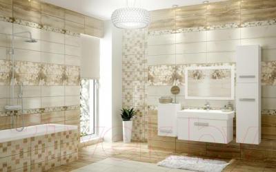Плитка для пола ванной Cersanit Elfin C-EF4R112D (420x420)