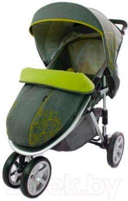 Детская прогулочная коляска Geoby C781R (RHYB)
