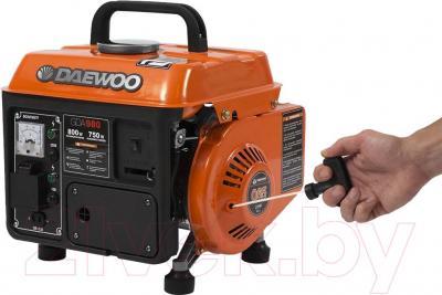 Бензиновый генератор Daewoo Power GDA 980