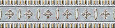 Декоративная плитка Cersanit Carrara Светло-голубой CE5R492 (440x110)