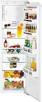 Холодильник с морозильником Liebherr IK 3514 Comfort -