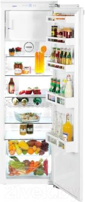 Холодильник с морозильником Liebherr IK 3514 Comfort