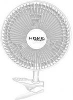 Вентилятор Home Element HE-FN1200 (бело-серый) -
