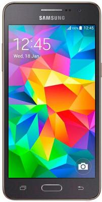 Смартфон Samsung Galaxy Grand Prime VE / G531F (серый)