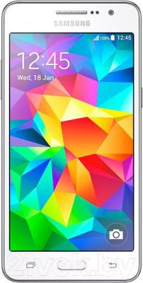 Смартфон Samsung Galaxy Grand Prime VE / G531F (белый)