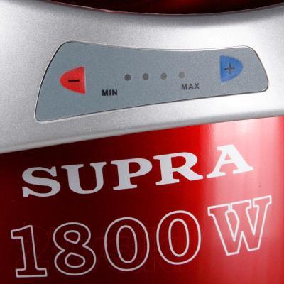 Пылесос Supra VCS-2085 (красный)