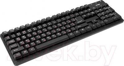 Клавиатура Sven Standard 301 USB (черный)